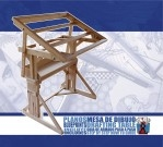 Libro PLANOS MESA DE DIBUJO /DRAFTING TABLE BLUEPRINTS, autor C Granda