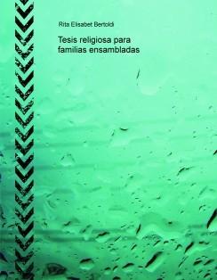 Tesis religiosa para familias ensambladas