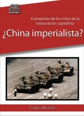 Libro ¿China imperialista?, autor Klement