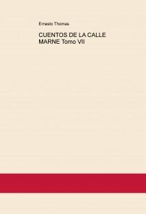 CUENTOS DE LA CALLE MARNE Tomo VII