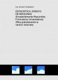 ESTADISTICA: ENSAYO DE MAQUINAS (Teoria) (Descarga gratuitamente la version reducida)