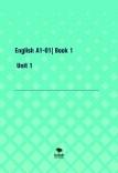 GENNIU EDITORIAL: English A1-01| Book 1- Unit 1