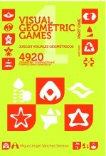 Libro Juegos Visuales Geométricos 1 Parte Uno. Visual Geometric Games 1 Part One., autor MASANSER
