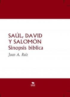 SAÚL, DAVID Y SALOMÓN Sinopsis biblica