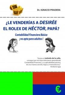 ¿LE VENDERÍAS A DESIRÉE EL ROLEX DE HÉCTOR, PAPÁ? - Contabilidad Financiera básica ¡no apta para adultos!