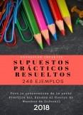 248 SUPUESTOS PRÁCTICOS RESUELTOS PARA OPOSICIONES AL CUERPO DE MAESTROS/AS DE INFANTIL