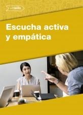 Libro Escucha activa y empática, autor Editorial Elearning