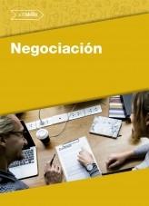 Libro Negociación, autor Editorial Elearning