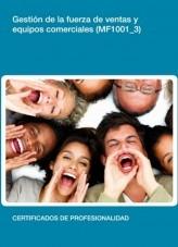 Libro MF1001_3 - Gestión de la fuerza de ventas y equipos comerciales, autor Editorial Elearning