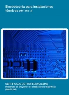 MF1161_3 - Electrotécnia para instalaciones térmicas