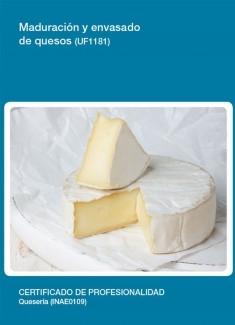 UF1181 - Maduración y envasado de quesos