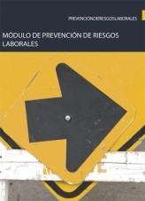 Libro Módulo de Prevención de riesgos laborales, autor Editorial Elearning