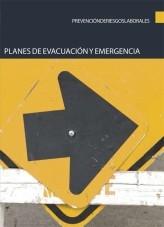 Libro Planes de evacuación y emergencia, autor Editorial Elearning
