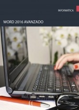 Libro Word 2016 Avanzado, autor Editorial Elearning