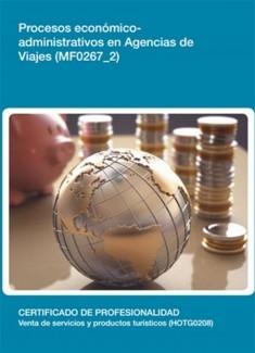 MF0267_2 - Procesos económicos administrativos en agencias de viajes