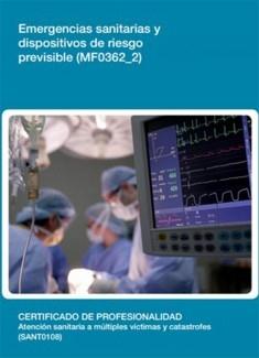 MF0362_2 - Emergencias sanitarias y dispositivos de riesgo previsible