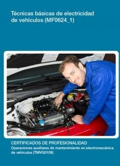 MF0624_1 - Técnicas básicas de electricidad de vehículos