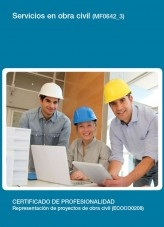 Libro MF0642_3 - Servicios en obra civil, autor Editorial Elearning