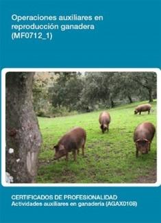 MF0712_1 - Operaciones auxiliares en reproducción ganadera