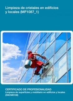 MF1087_1 - Limpieza de cristales en edificios y locales