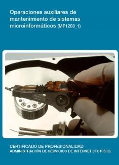 MF1208_1 - Operaciones auxiliares de mantenimiento de sistemas microinformáticos