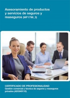 MF1796_3 - Asesoramiento de productos y servicios de seguros y reaseguros