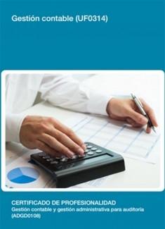 UF0314 - Gestión contable
