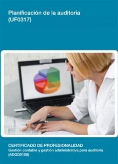 UF0317 - Planificación de la auditoría