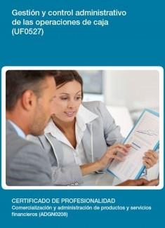 UF0527 - Gestión y control administrativo de las operaciones de caja