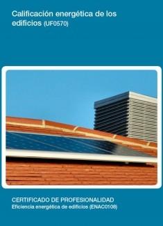 UF0570 - Calificación energética de los edificios