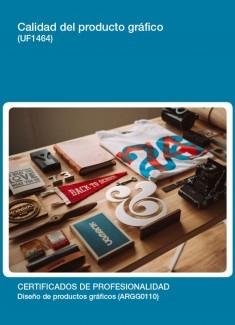 UF1464 - Calidad del producto gráfico