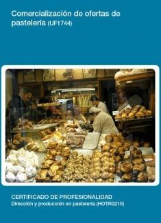 UF1744 - Comercialización de ofertas de pastelería