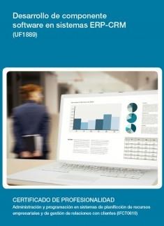 UF1889 - Desarrollo de componente software en sistemas ERP-CRM