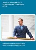 UF1921 - Técnicas de captación e intermediación inmobiliaria