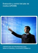 UF2399 - Evaluación y control del plan de medios