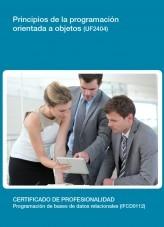 Libro UF2404 - Principios de la programación orientada a objetos, autor Editorial Elearning