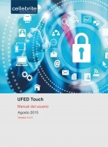 UFED Touch. Manual del usuario