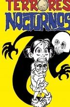 Libro Terrores Noctunos, autor C Granda