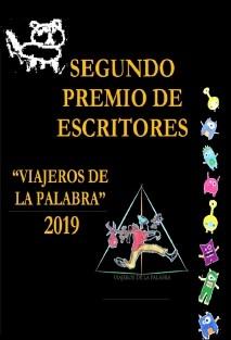 """Segundo premio de escritores """"Viajeros de la Palabra"""" 2019"""