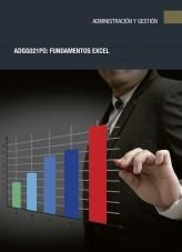 Libro ADGG021PO: Fundamentos Excel, autor Editorial Elearning