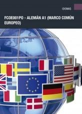 Libro FCOE001PO: Alemán A1 (Marco común europeo), autor Editorial Elearning