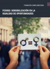 Libro FCOO02: Sensibilización en la igualdad de oportunidades, autor Editorial Elearning
