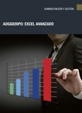 Libro ADGG020PO: Excel avanzado, autor Editorial Elearning