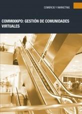 Libro COMM006PO - Gestión de comunidades virtuales, autor Editorial Elearning