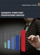 Libro ADGG063PO: PowerPoint. Presentaciones gráficas, autor Editorial Elearning