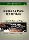 Iniciación al PIANO con partitura