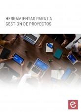 Libro Herramientas para la gestión de proyectos, autor Editorial Elearning