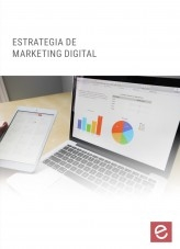 Libro Estrategia de Marketing Digital, autor Editorial Elearning