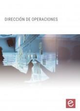 Libro Dirección de operaciones, autor Editorial Elearning