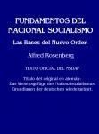 FUNDAMENTOS DEL NACIONAL SOCIALISMO - Las Bases del Nuevo Orden